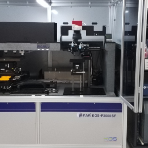 μ FAB Advance – Three Wavelength Laser Micromachining System – AI Alignment